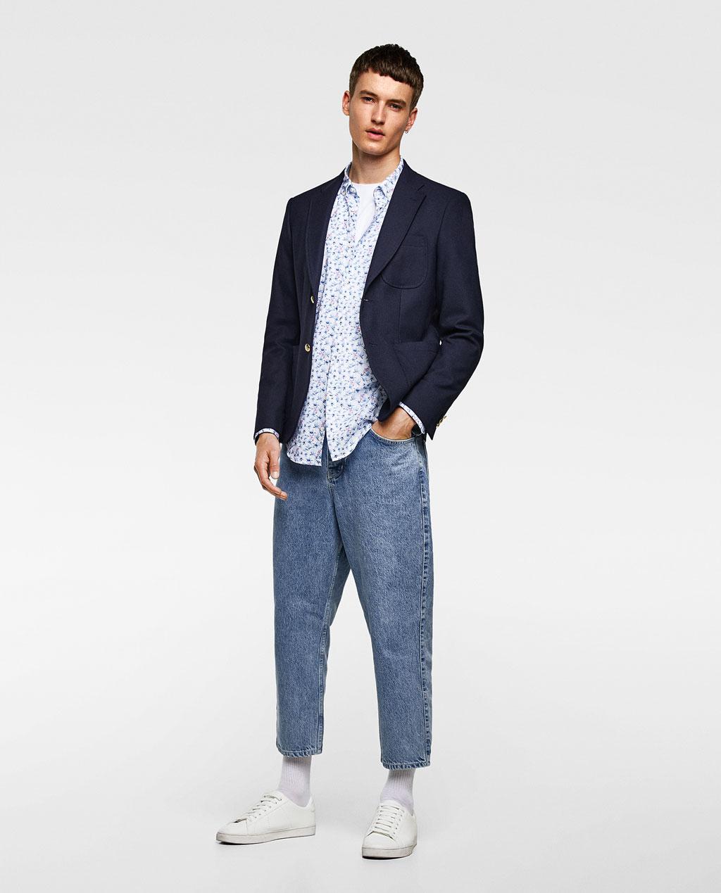 Thời trang nam Zara  24091 - ảnh 3