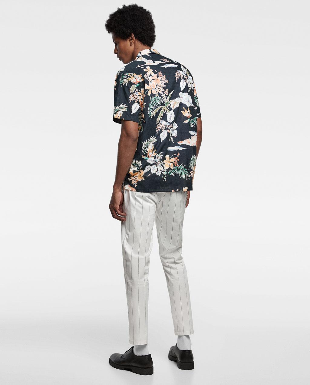 Thời trang nam Zara  23979 - ảnh 5