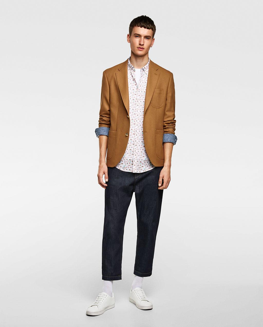 Thời trang nam Zara  24092 - ảnh 3