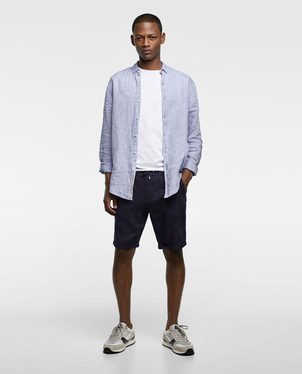 Thời trang nam Zara  23941 - ảnh 3