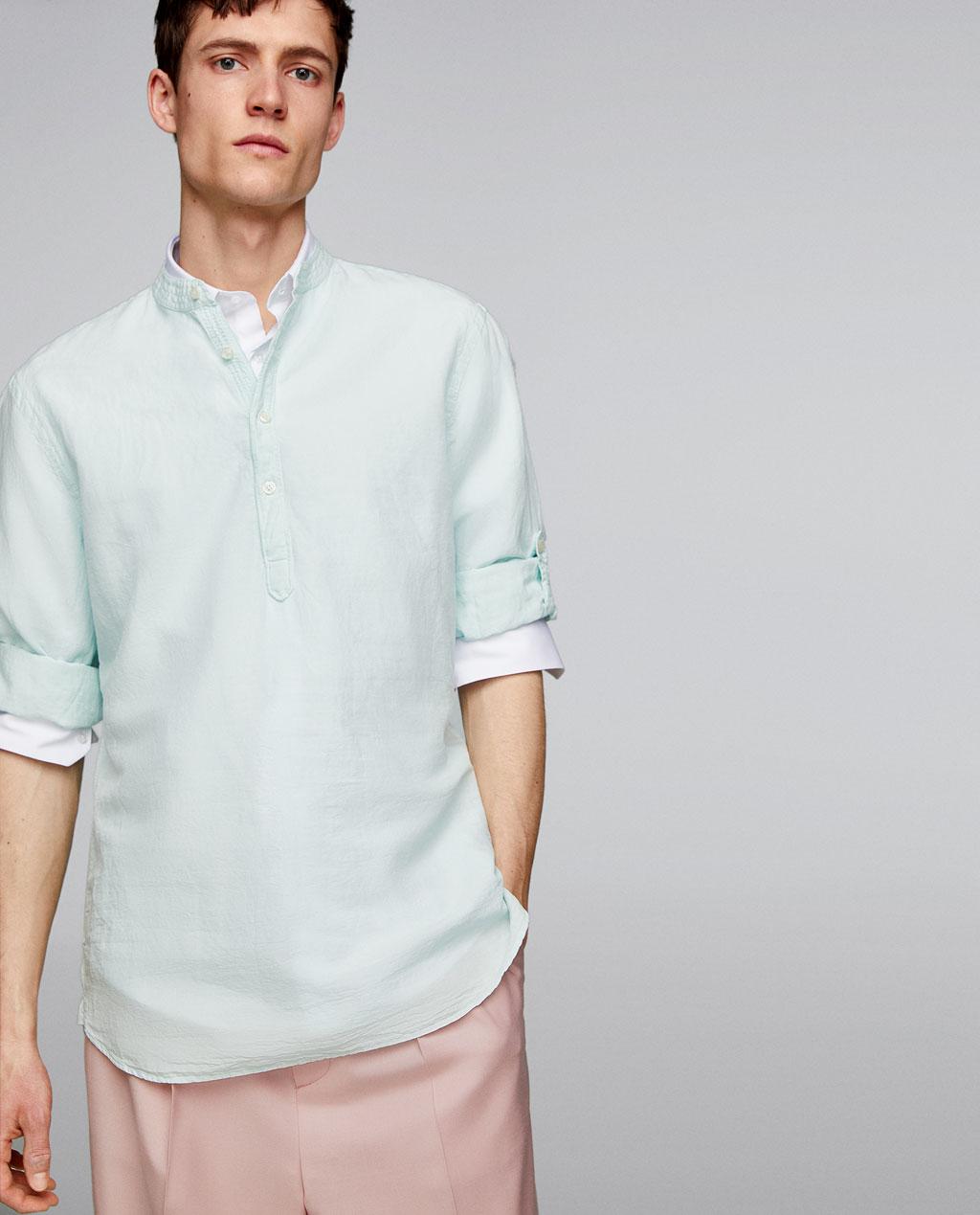Thời trang nam Zara  23998 - ảnh 4
