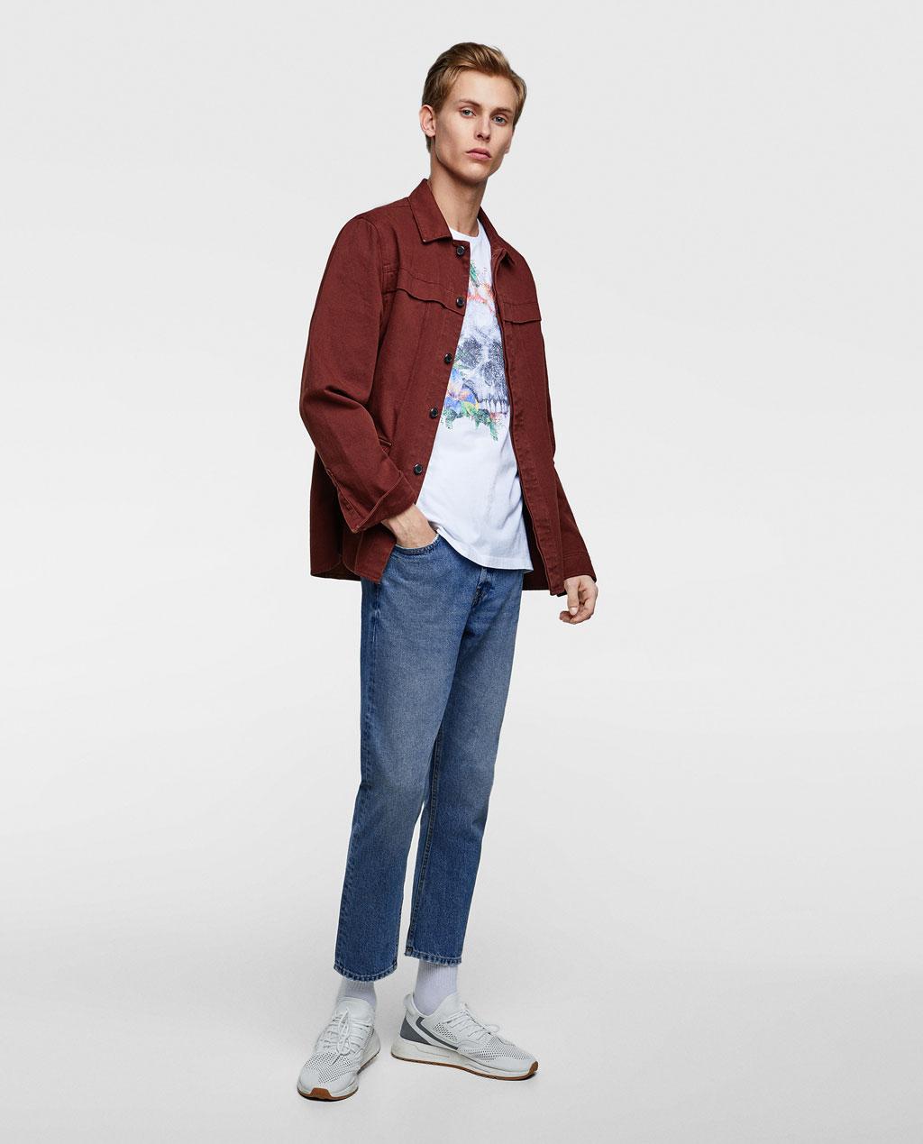 Thời trang nam Zara   - ảnh 7