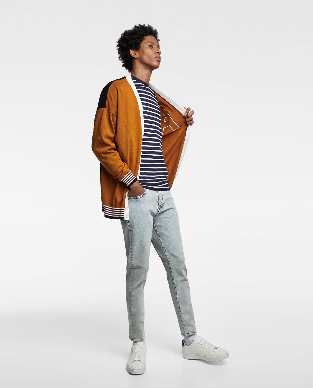 Thời trang nam Zara  24020 - ảnh 3