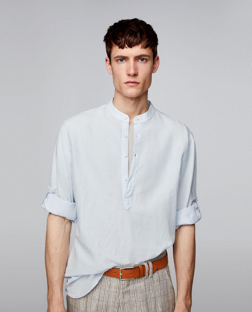 Thời trang nam Zara  23996 - ảnh 4