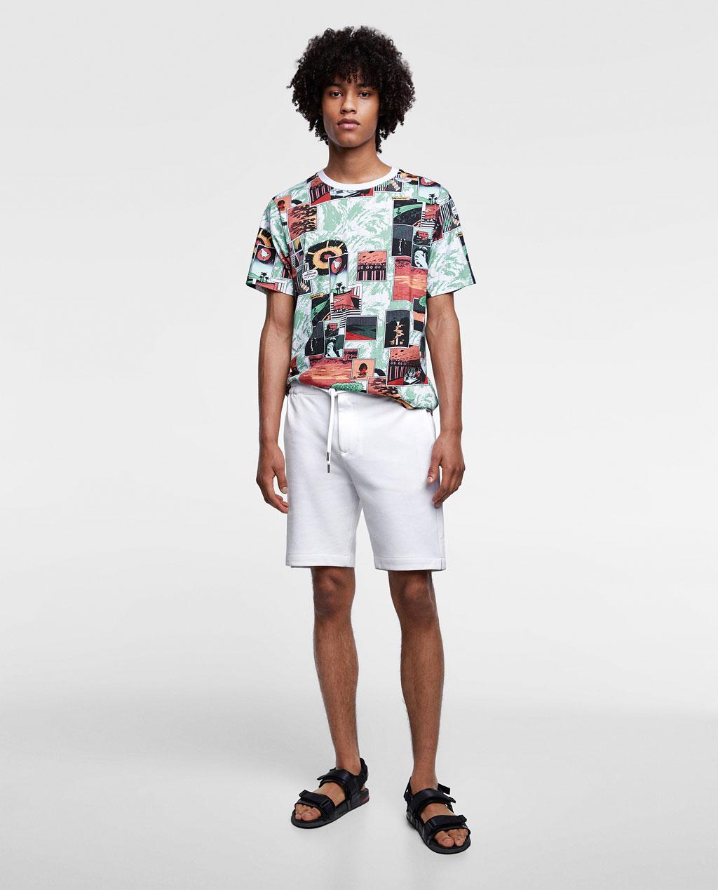 Thời trang nam Zara  24031 - ảnh 3