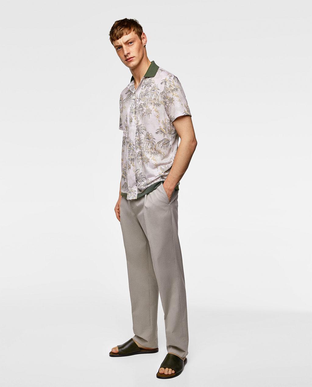 Thời trang nam Zara  24025 - ảnh 3