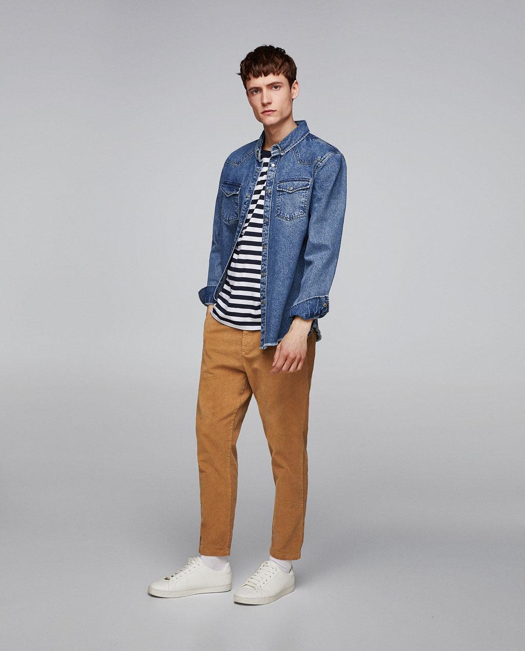 Thời trang nam Zara  23987 - ảnh 3