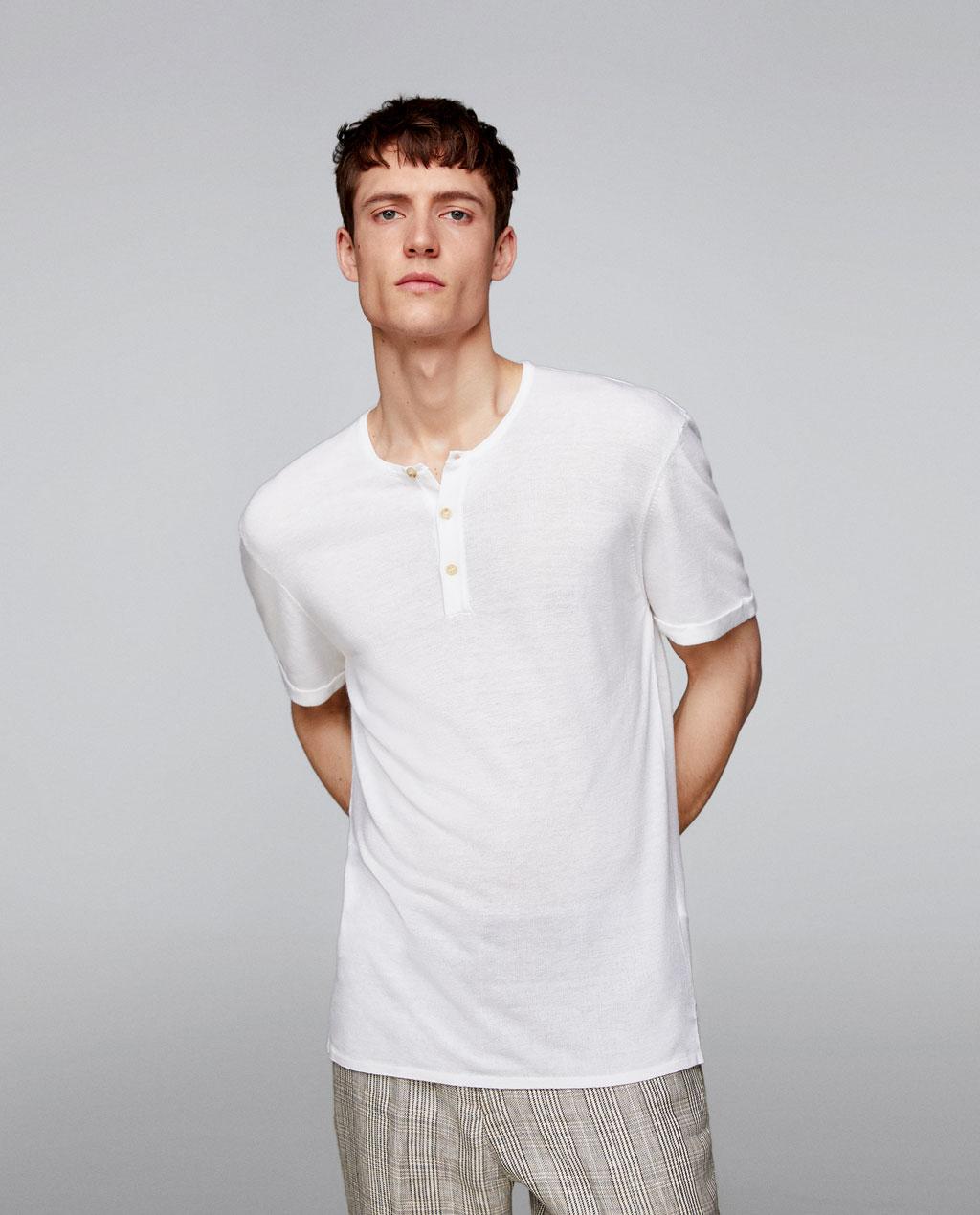 Thời trang nam Zara  24001 - ảnh 4
