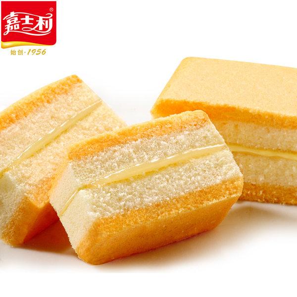 嘉士利 蒸蛋糕 540g 优惠券折后¥16.9包邮史低(¥19.9-3)多味可选