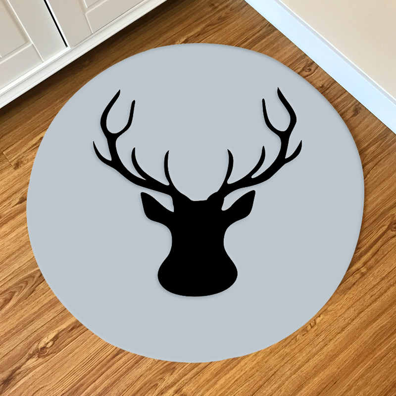 Light Gray Antler