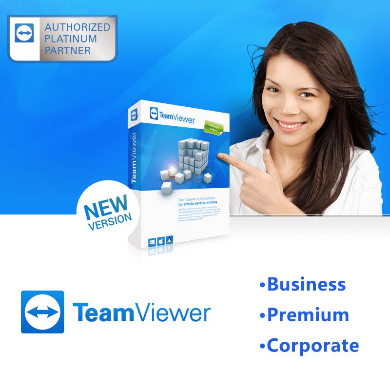 Официальный авторизация положительный версия Лицензия на программное обеспечение для удаленного управления TeamViewer 13 поколение Активация кода