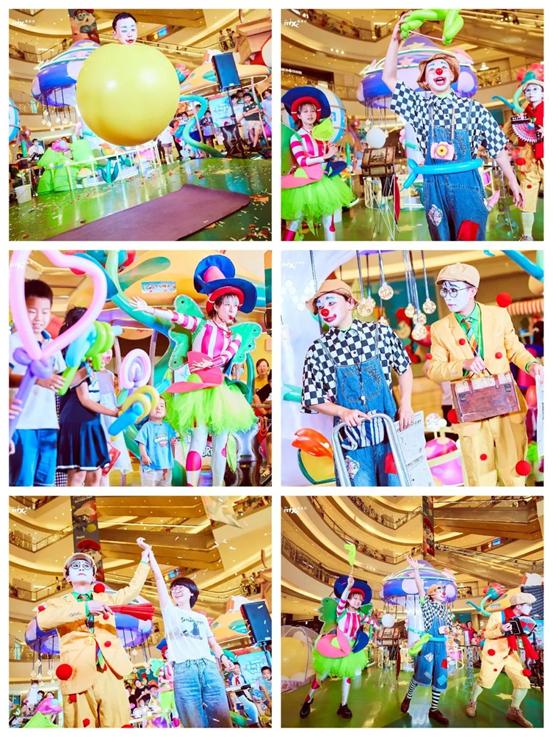2021亲子剧《欢乐小丑嘉年华之魔逗先生》-芜湖站