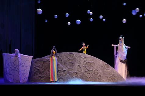 2021【小橙堡】大型原创情景木偶剧《神奇的宝盒》-舟山站