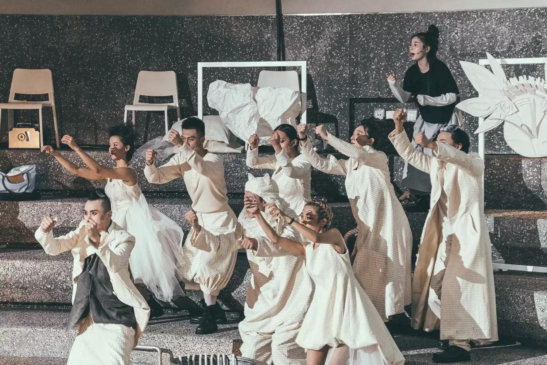 2021孟京辉戏剧作品·先锋儿童剧《宝船》-广州站