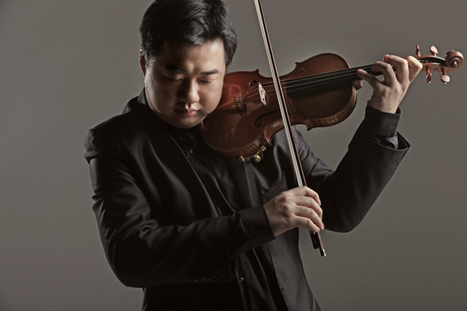 2021宁峰小提琴独奏音乐会-苏州站