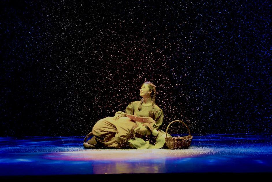 """2021""""快乐童年·童话相伴""""经典话剧展演--童话剧《卖火柴的小女孩》-郑州站"""