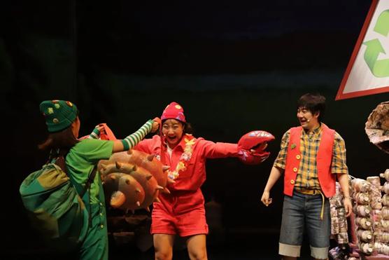 2021世界经典名著系列—韩国原版儿童音乐剧《鲁滨逊漂流记》-上海站