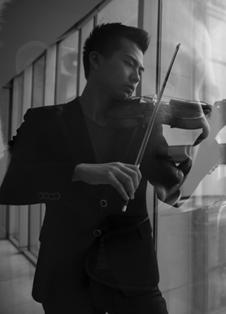 2021孤岛与挚爱-何枢聪·谢子薇小提琴与钢琴音乐会-石家庄站