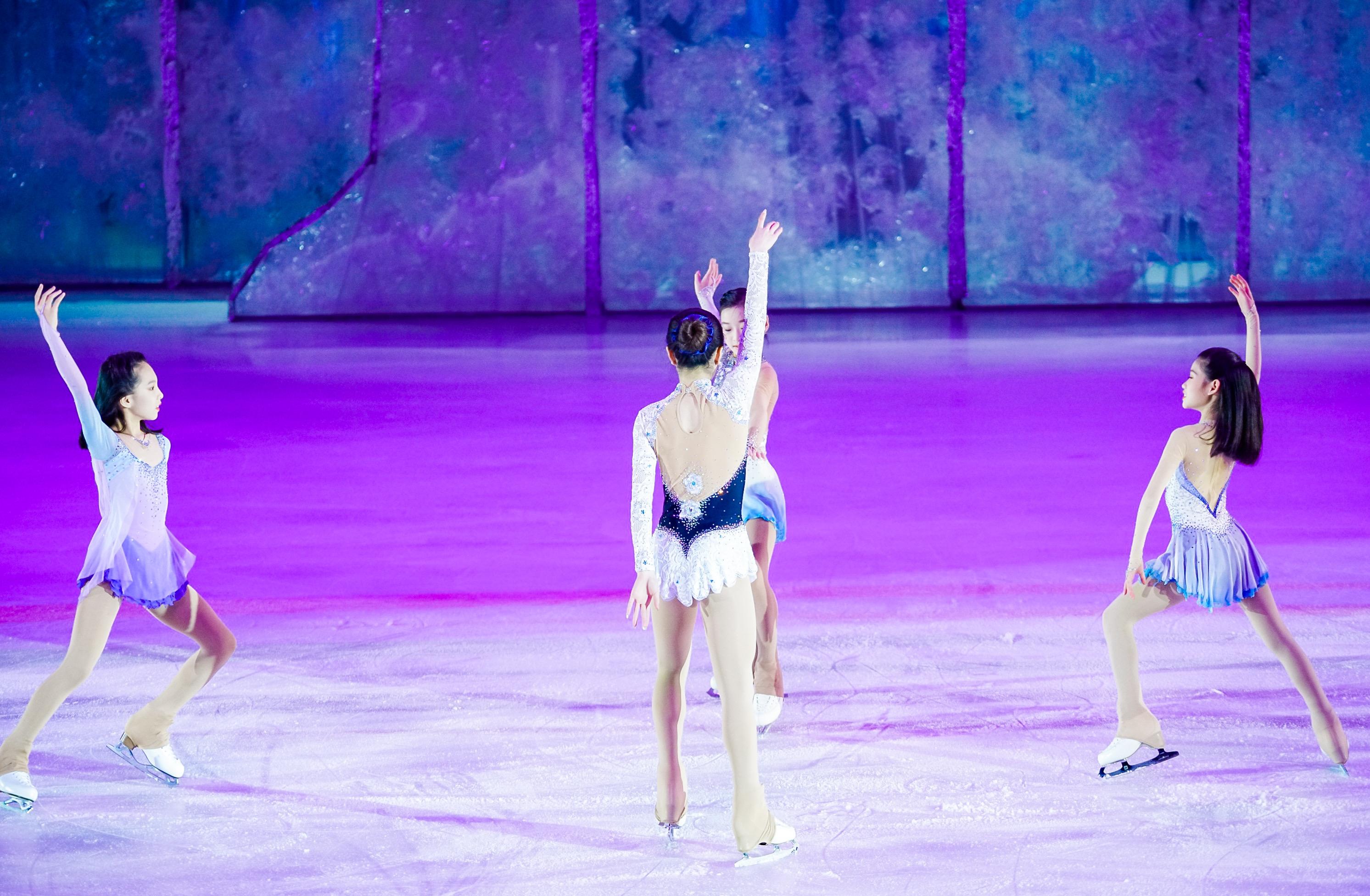 2021Magic on Ice中国巡演武汉站