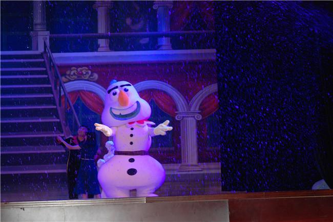 2021大型雪景体验式儿童剧《冰雪奇缘之雪宝大冒险》-遵义站