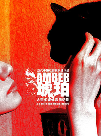 【北京】孟京辉戏剧作品 大型多媒体音乐话剧《琥珀》