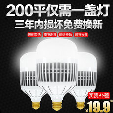 LED high power bulb ...
