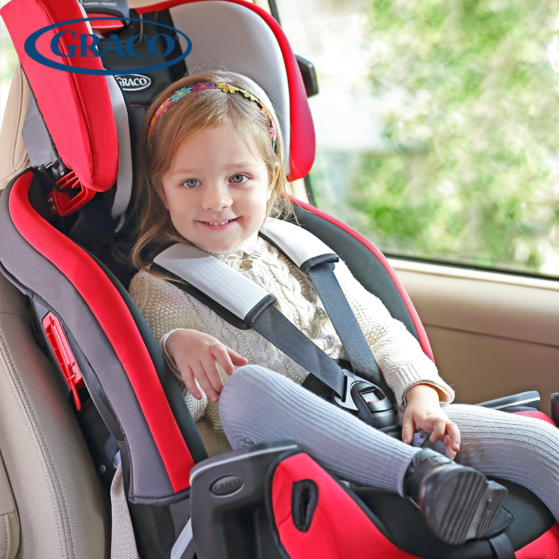 USD 529.55] Graco gray child safety seats car baby baby car seat 0 ...
