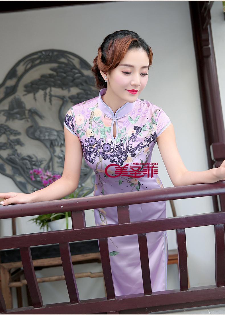 婉约旗袍 名媛气质(三) - 花雕美图苑 - 花雕美图苑