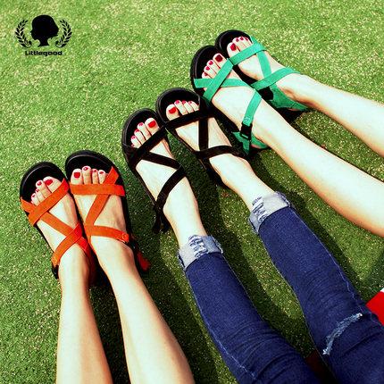 高跟鞋的性感和美丽,平底鞋也能做到6