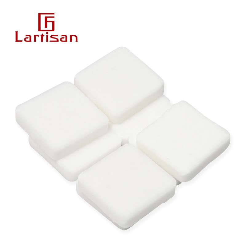Accessoires pour outils Lartisan Barbecue pour aider allumage inflammable solid état 8 alcool bloc combustible solide