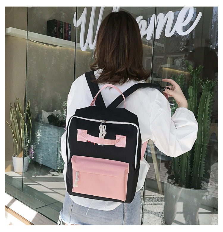 Sleek minimalist literary small fresh shoulder bag XC190427119560