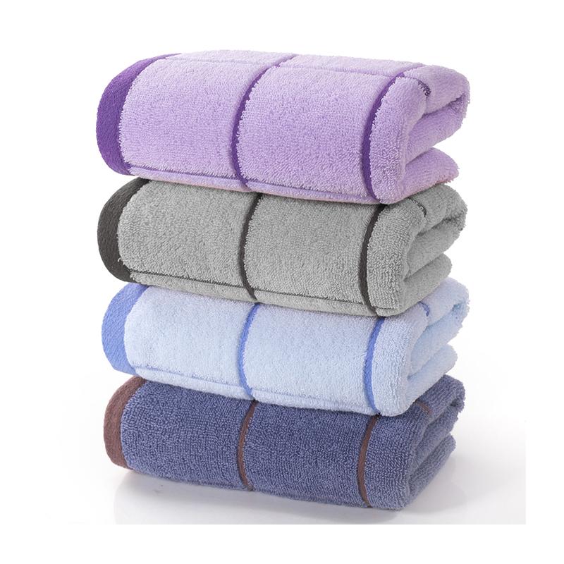 毛巾純棉加厚擦臉面巾柔軟吸水不掉毛