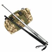 Оружие самообороны 甩 кнут трехсекционный телескопическая палка автомобиль самообороны поставки самооборона палка палка лом женщины самооборона палка