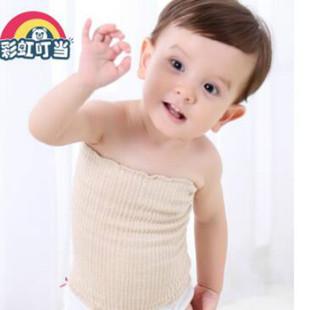 【3条装】宝宝夏季纯棉肚兜护脐带