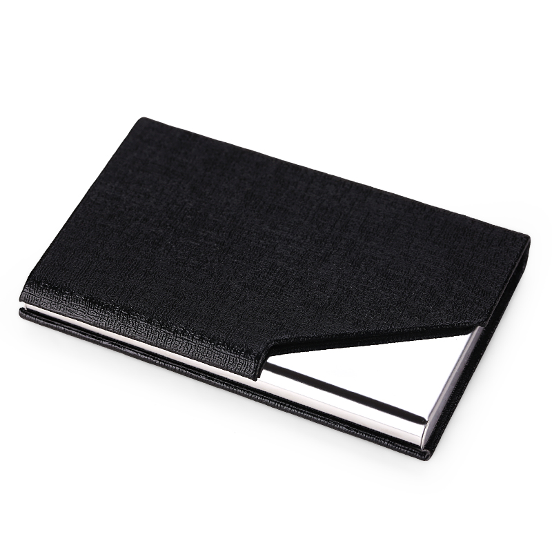 business card holder mens business card case large capacity business card storage box womens creative custom business card holder men - Business Card Holder For Men