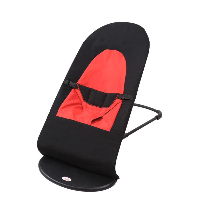 贝吉新生婴儿摇椅宝宝安抚躺椅哄睡摇篮床儿童摇摇椅摇床哄娃神器