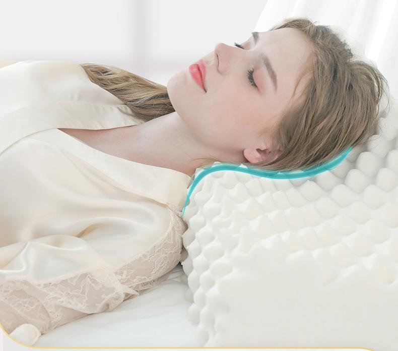 福满园 乳胶枕 93%泰国天然乳胶含量 图19