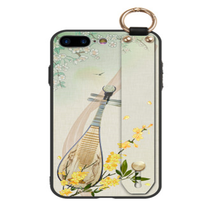 iPhone8plus手机壳超薄古风硬壳