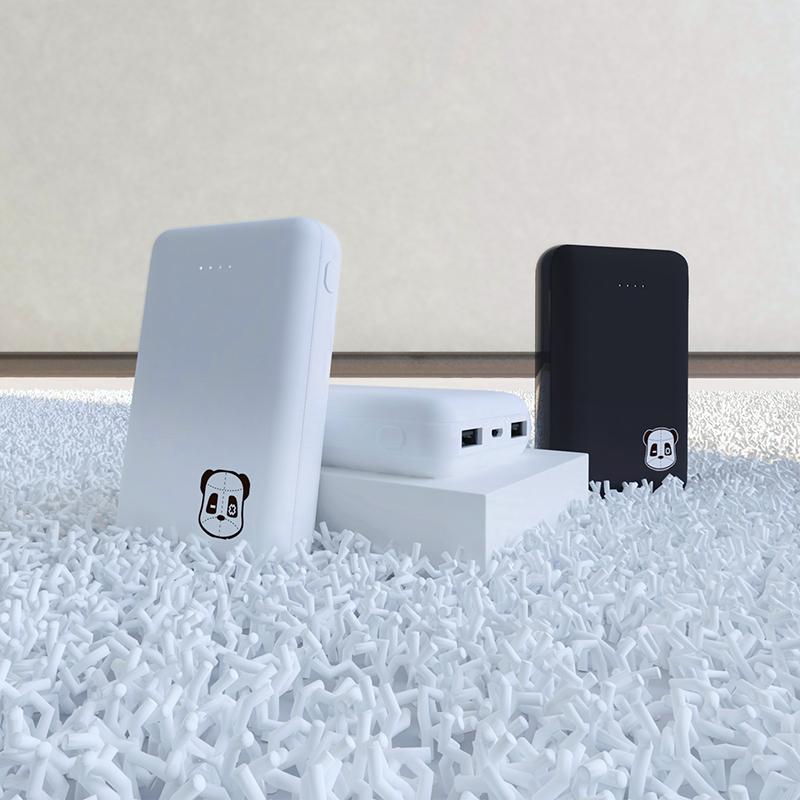 充电宝10000毫安超薄小巧便携适用于苹果华为小米手机移动电源