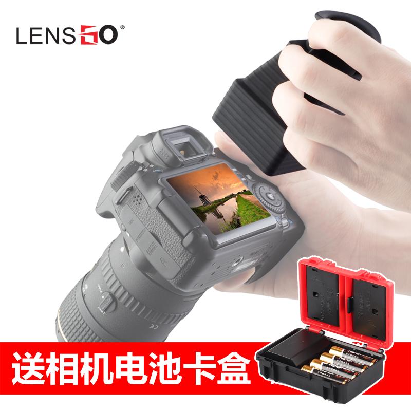 Kính lúp kính ngắm LENSGO Canon Sony SLR micro camera đơn Màn hình LCD 3 lần kính lúp kính ngắm - Phụ kiện máy ảnh DSLR / đơn