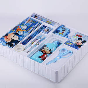 迪士尼六一文具礼盒套装儿童学习用品