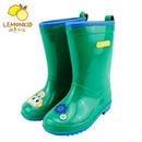 Lemonkid春夏新款儿童雨鞋环保PVC防滑男女童卡通果色学生雨靴