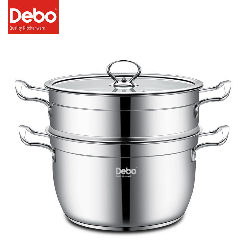 德国 Debo 卡帕提 DEP-360 不锈钢汤锅