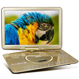 Sast / Skull 23 吋 HD mobile DVD player children learning CD player portable with TV