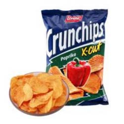 Lorenz Paprika Crunchips  [675508]