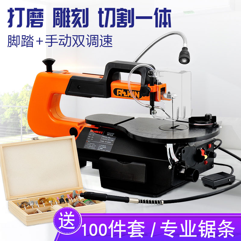 Usd 107 24 Pull Flower Saw Wire Saw Machine Desktop Jigsaw Desktop