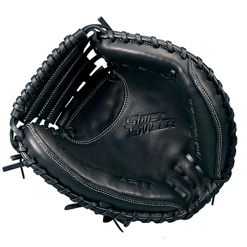 現貨快出❥日本捷多ZETT SOFT STEER 少年捕手用全牛皮棒球手套