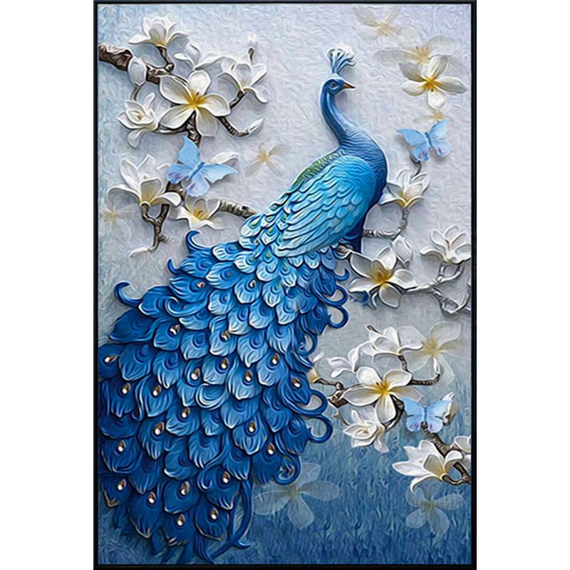 Home & Garden Arts,crafts & Sewing Nice 5d Diy Diamond Embroidery Animal Fire Bird Mosaic Diamond Painting Cross Stitch Wall Stickers Wedding Decoration Home Crafts Diversified Latest Designs