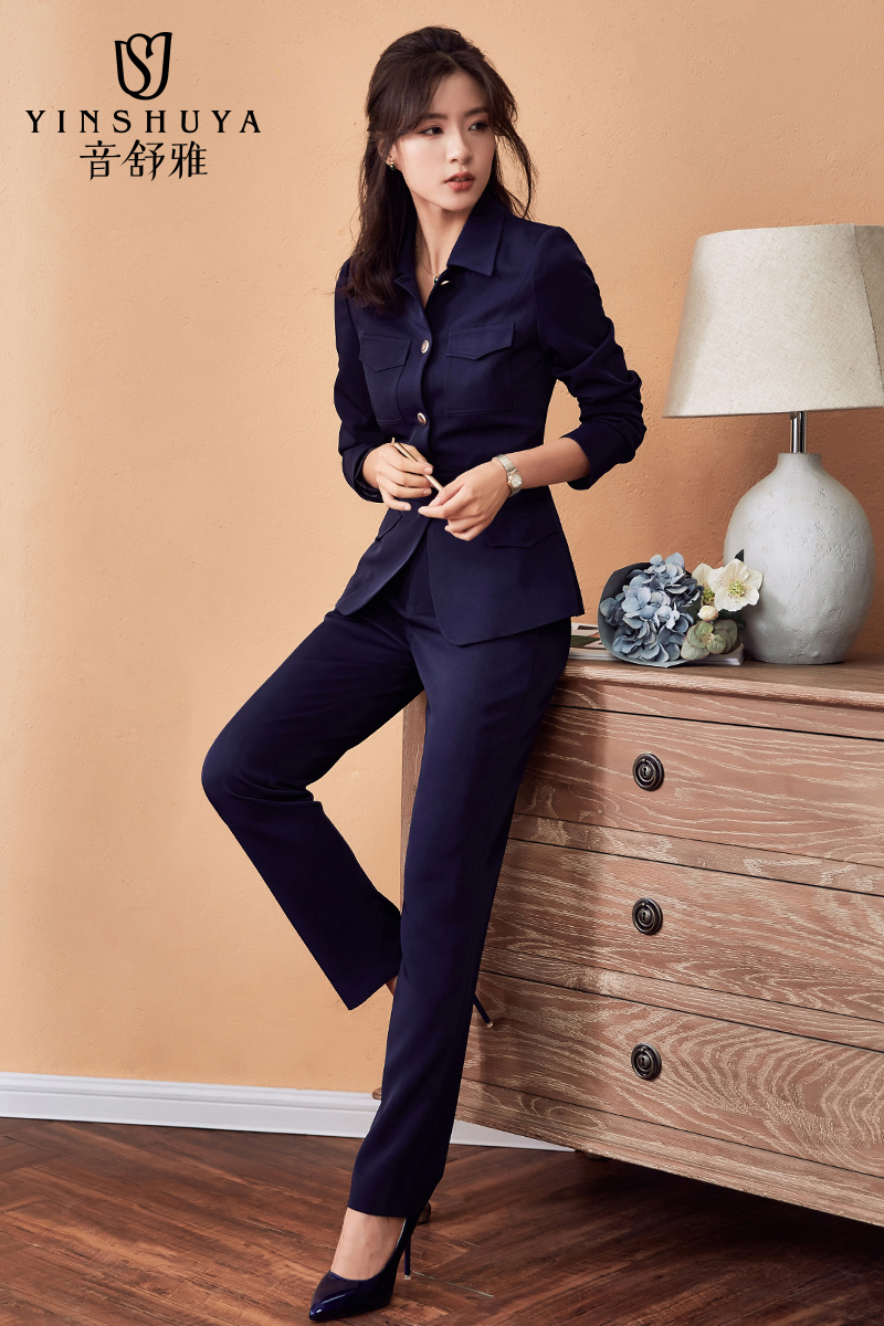 c2f2f8c0f8 Suit summer professional suit female 2019 new autumn fashion teacher  interview dress suits thin section of · Zoom · lightbox moreview · lightbox  moreview ...