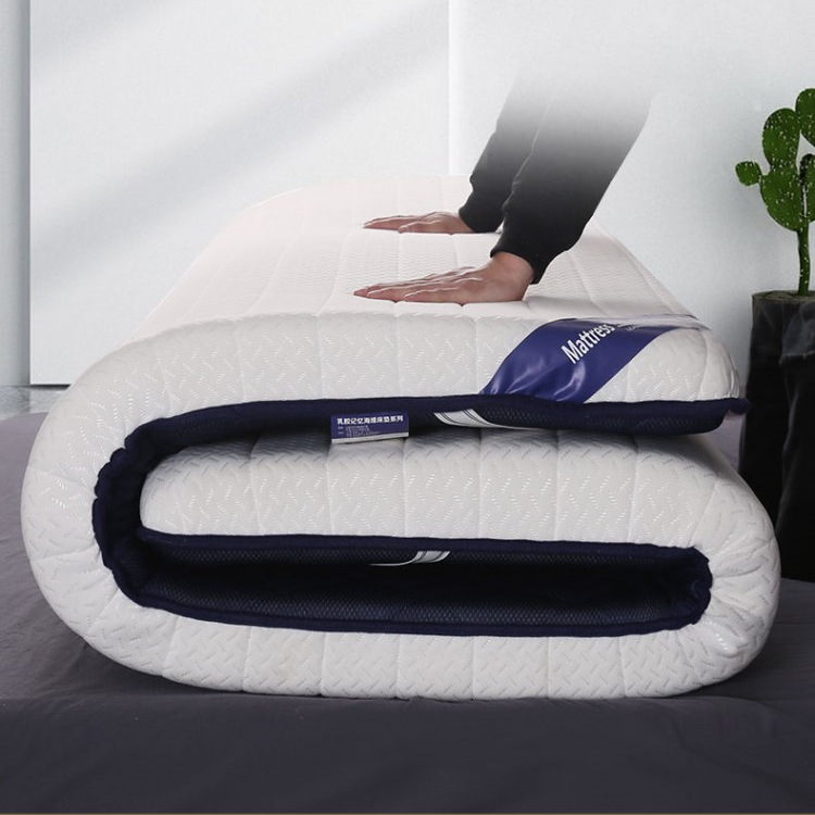 立减100乳胶床垫加厚榻榻米海绵垫